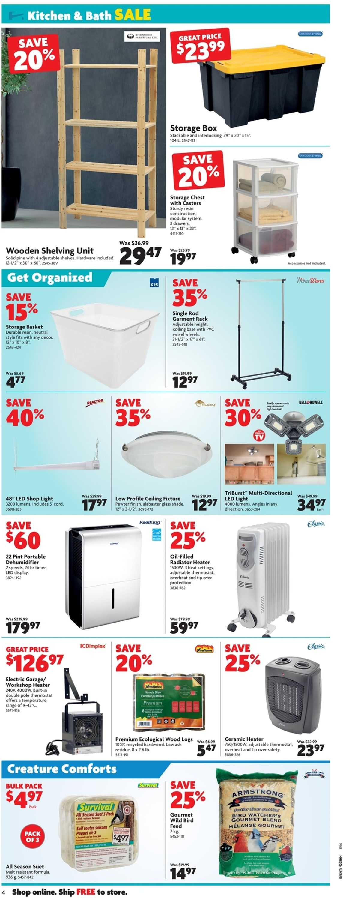 Home Hardware Flyer - 01/21-02/03/2021 (Page 5)