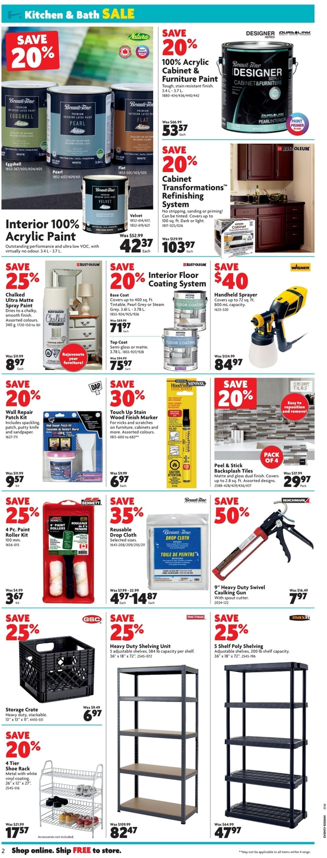 Home Hardware Flyer - 02/04-02/10/2021 (Page 3)
