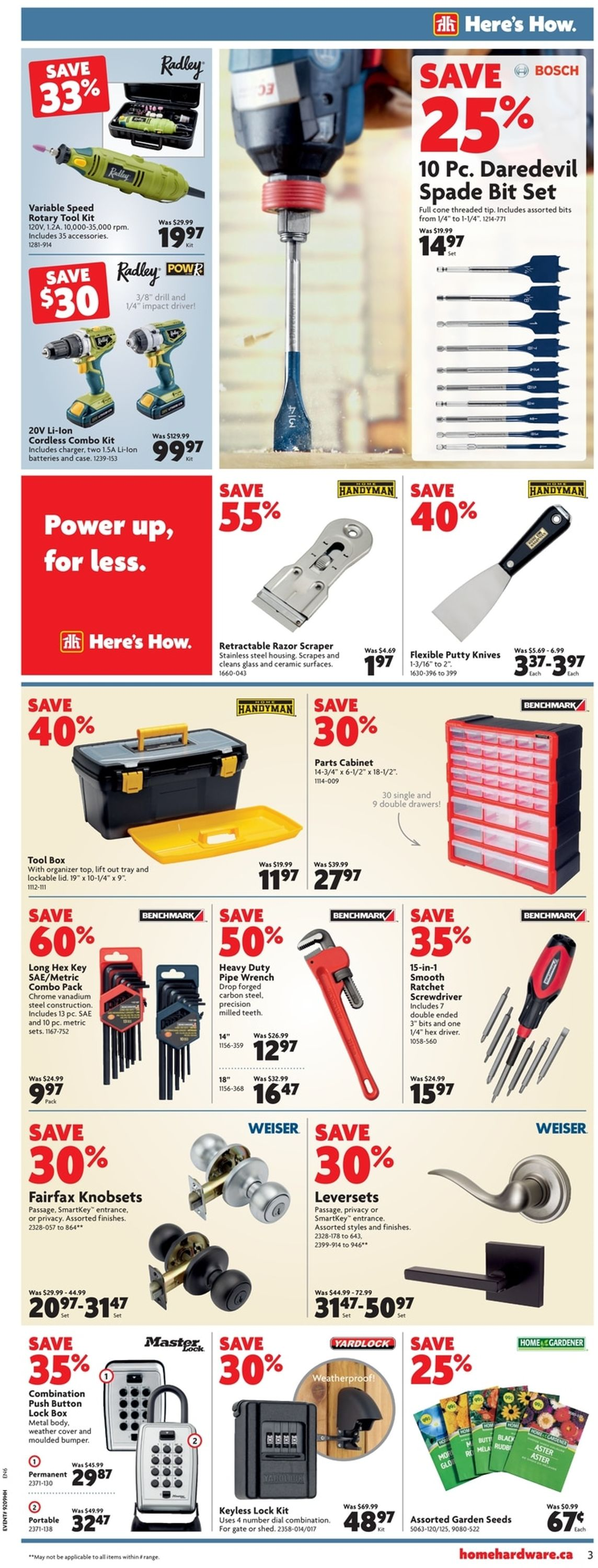 Home Hardware Flyer - 03/04-03/10/2021 (Page 4)