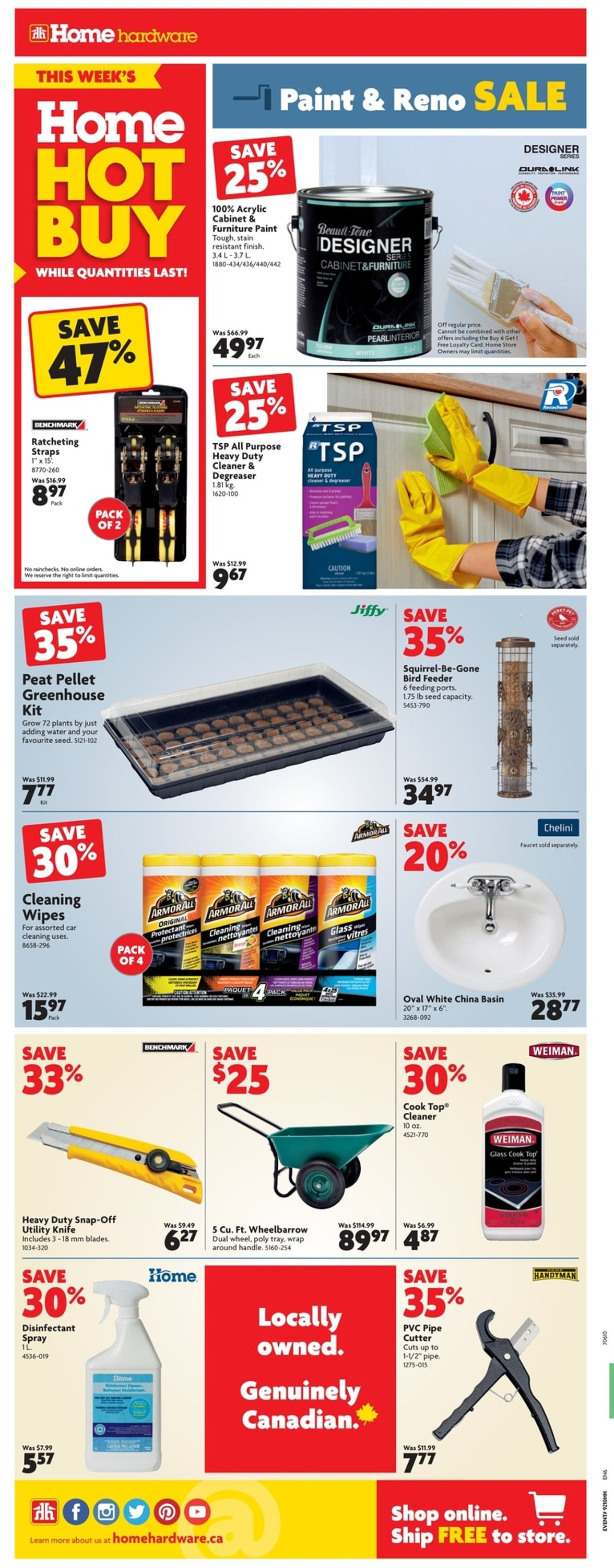 Home Hardware Flyer - 03/11-03/17/2021 (Page 2)