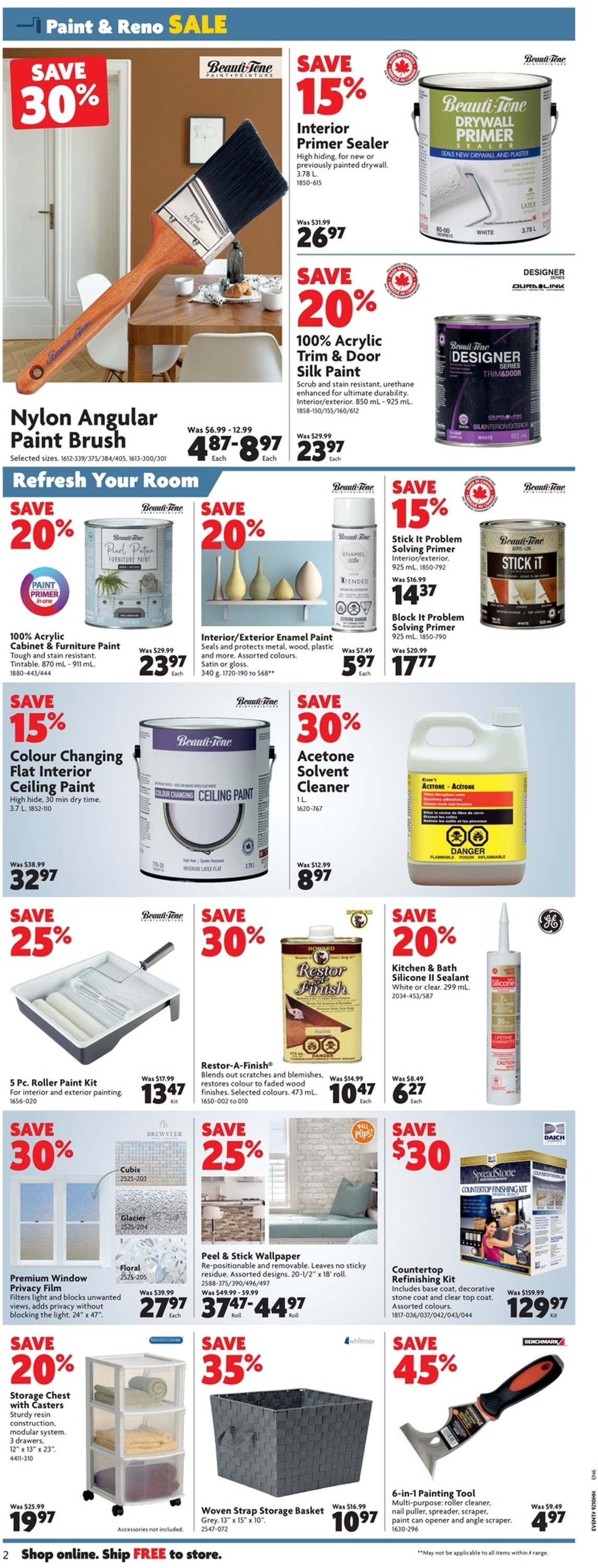 Home Hardware Flyer - 03/11-03/17/2021 (Page 3)