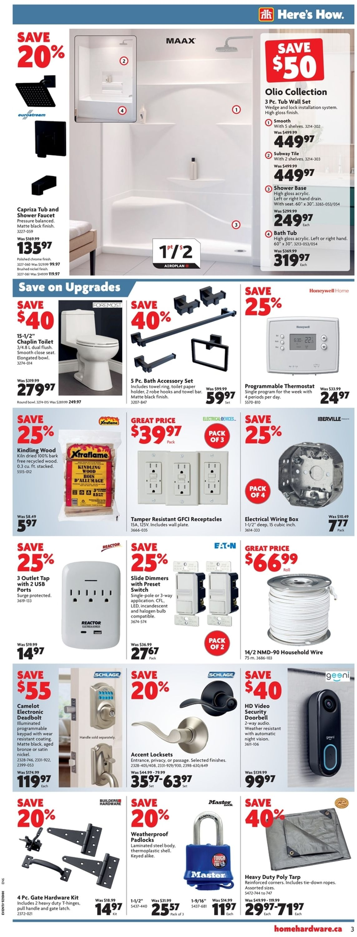 Home Hardware Flyer - 03/11-03/17/2021 (Page 4)