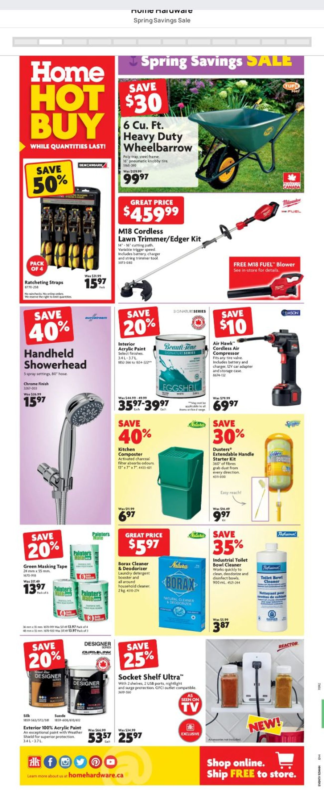 Home Hardware Flyer - 04/08-04/14/2021 (Page 2)