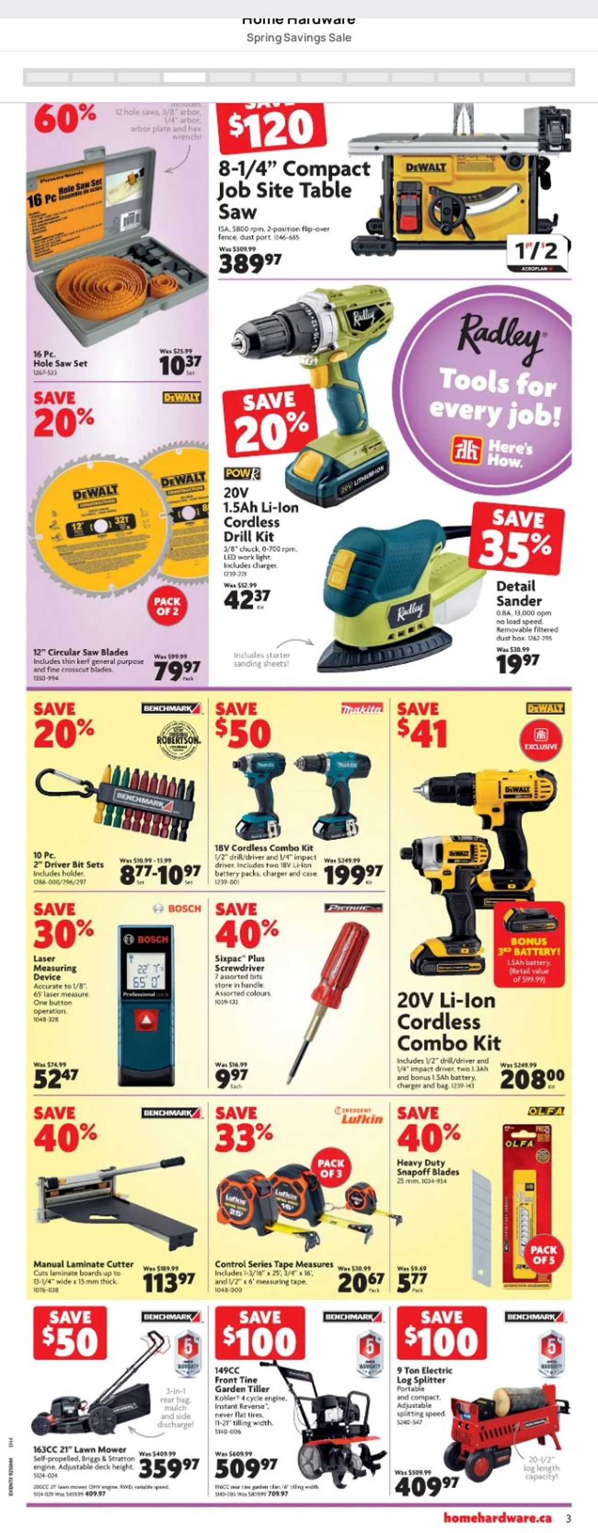 Home Hardware Flyer - 04/15-04/21/2021 (Page 4)