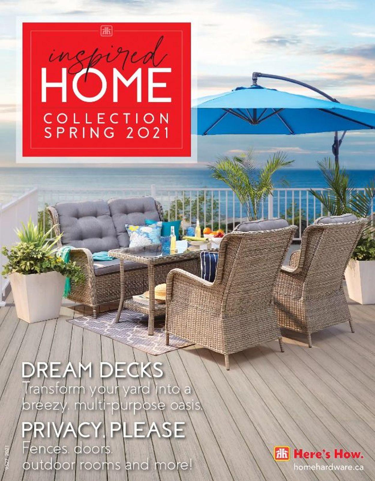 Home Hardware Flyer - 04/15-05/19/2021