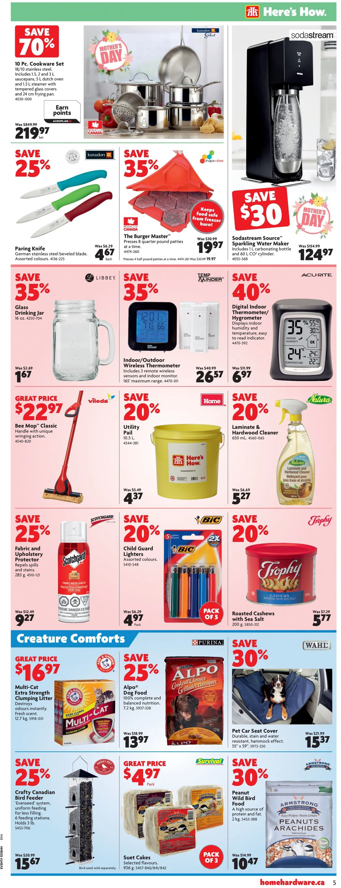 Home Hardware Flyer - 05/06-05/12/2021 (Page 8)
