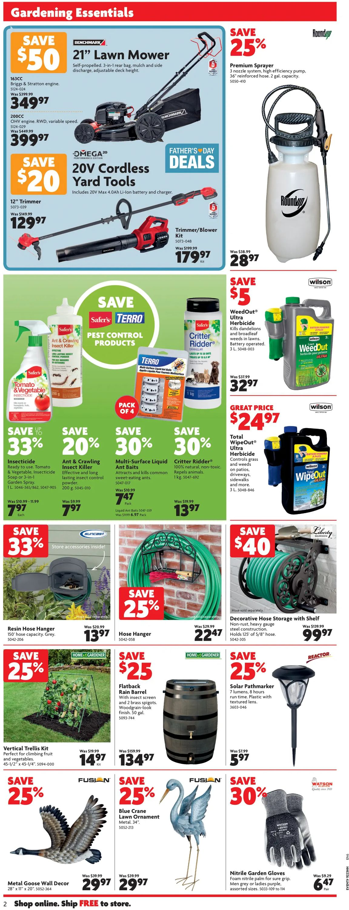 Home Hardware Flyer - 06/10-06/16/2021 (Page 3)