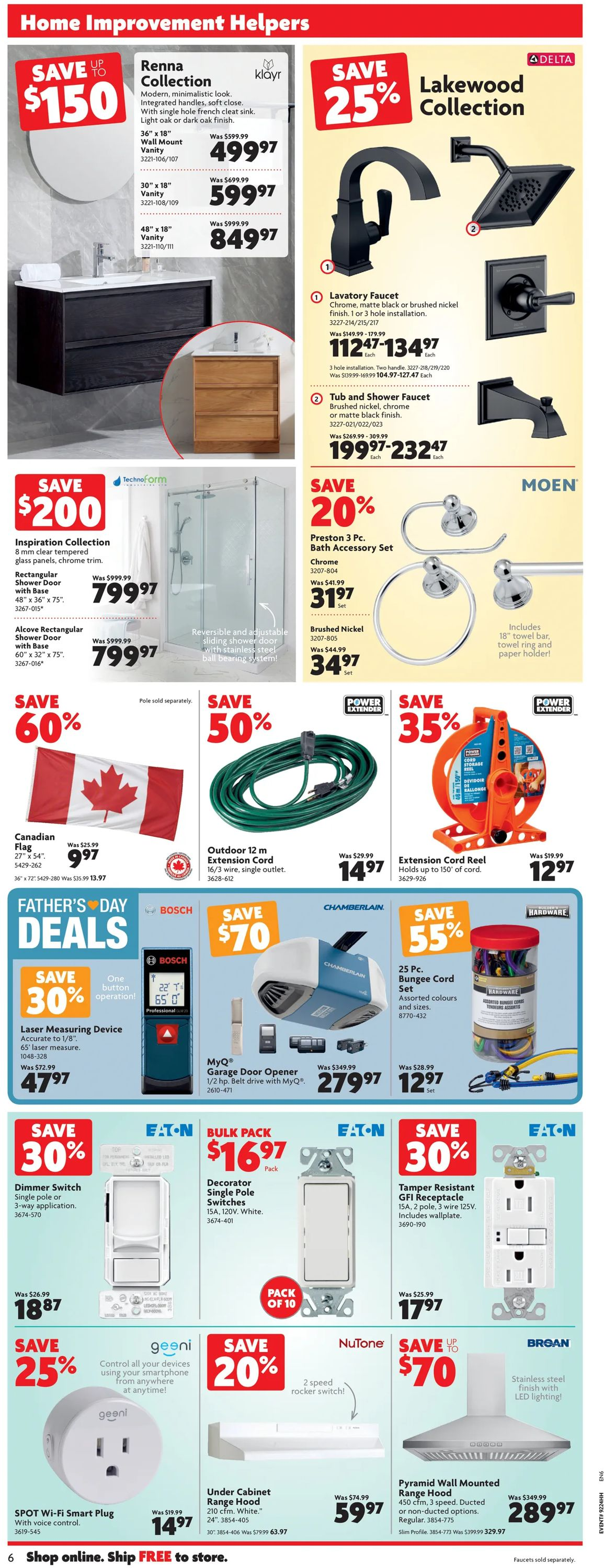 Home Hardware Flyer - 06/17-06/23/2021 (Page 8)