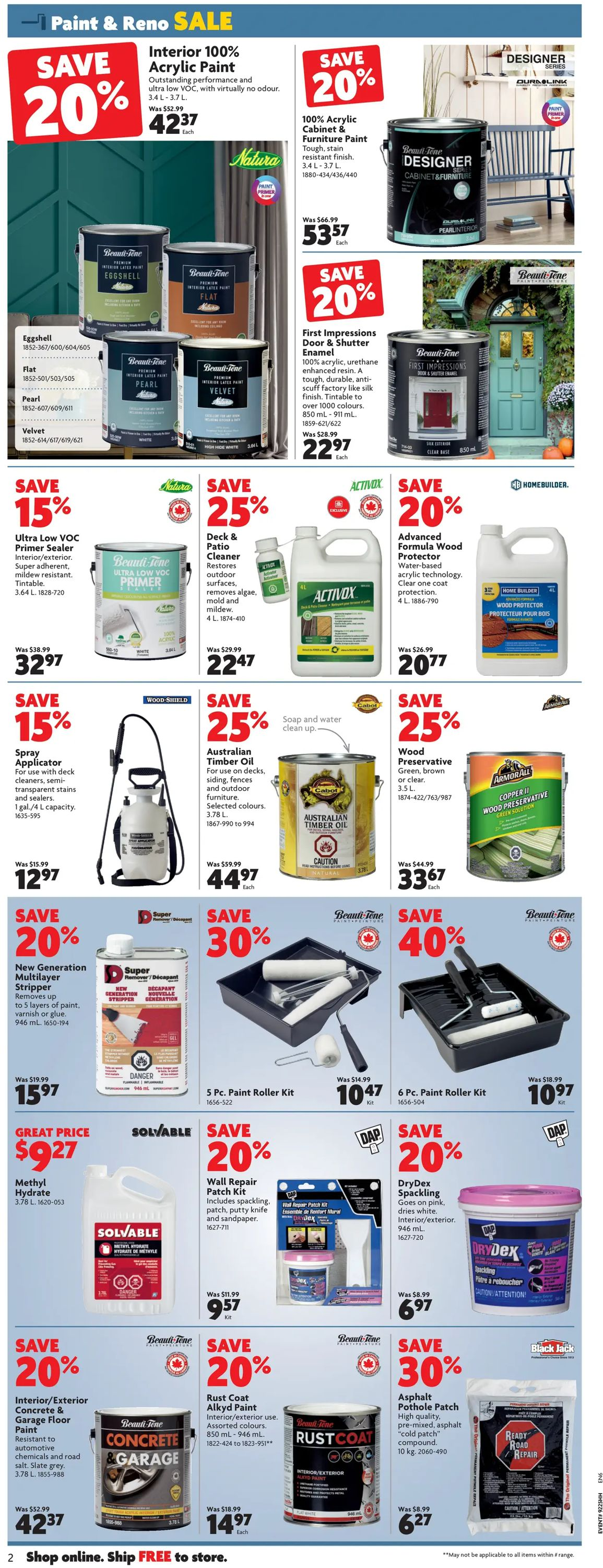 Home Hardware Flyer - 06/24-06/30/2021 (Page 3)