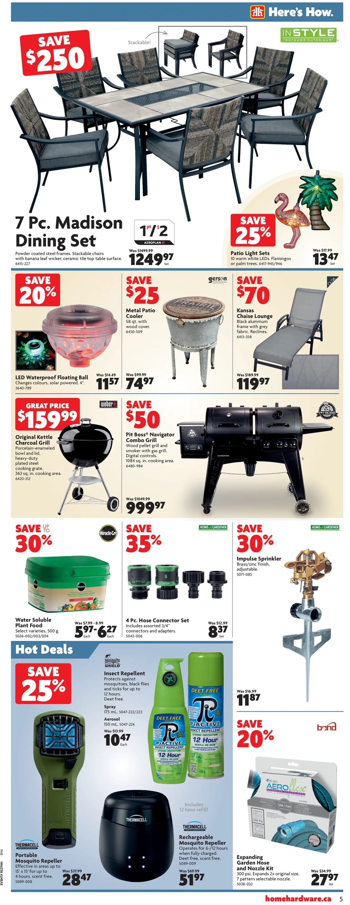 Home Hardware Flyer - 07/08-07/14/2021 (Page 6)