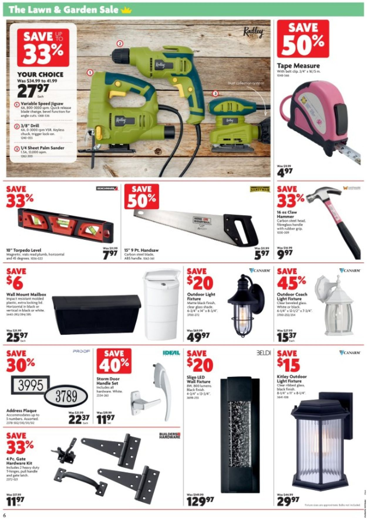 Home Hardware Flyer - 05/02-05/08/2019 (Page 7)