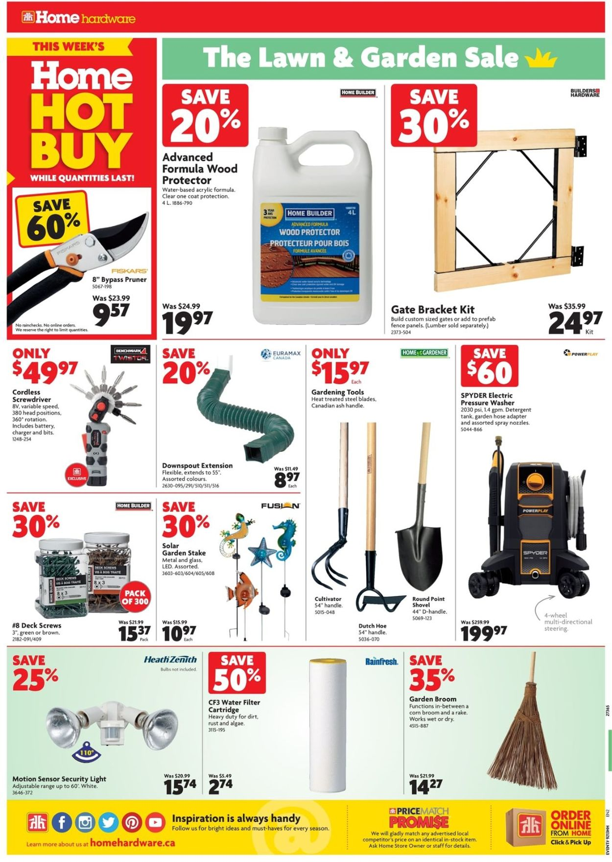 Home Hardware Flyer - 05/02-05/08/2019 (Page 2)