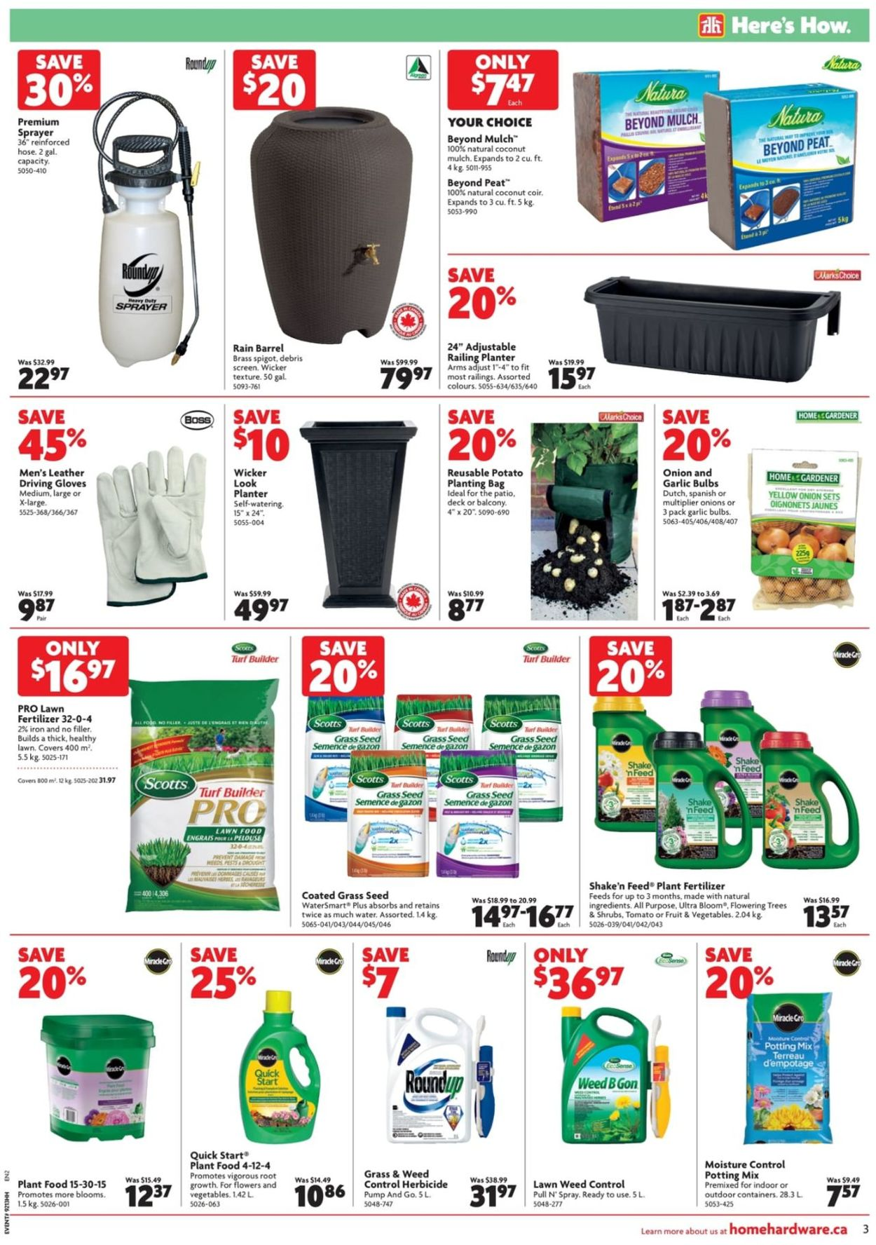 Home Hardware Flyer - 05/02-05/08/2019 (Page 4)