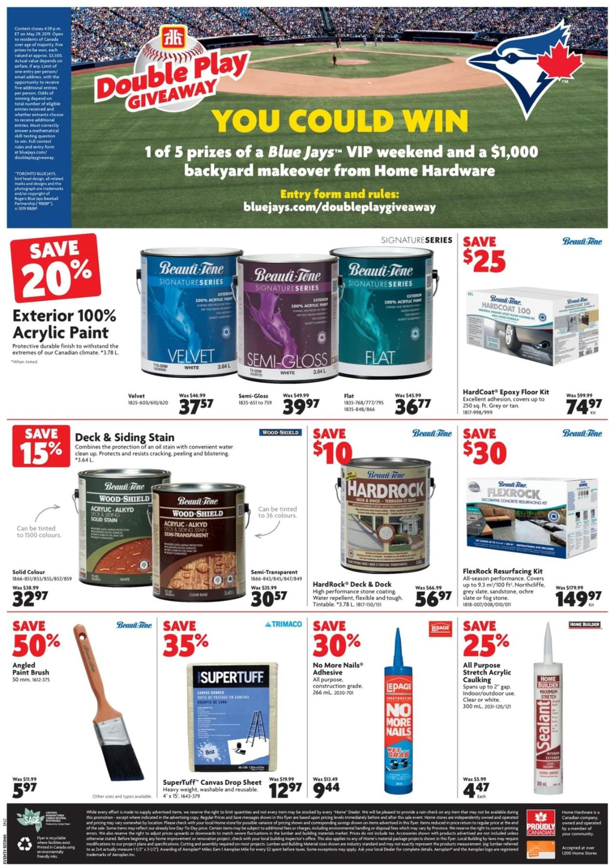 Home Hardware Flyer - 05/02-05/08/2019 (Page 8)