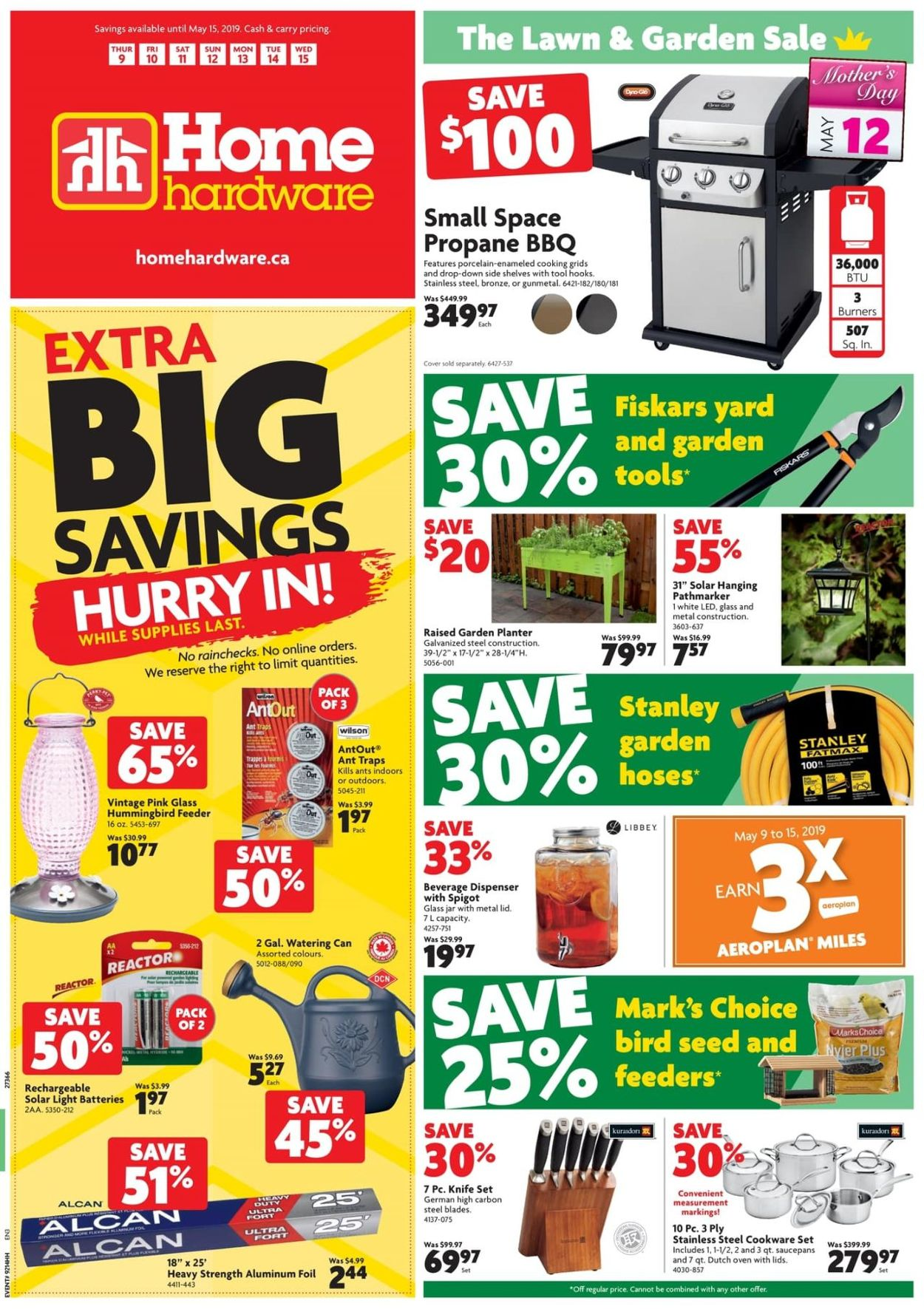 Home Hardware Flyer - 05/09-05/15/2019