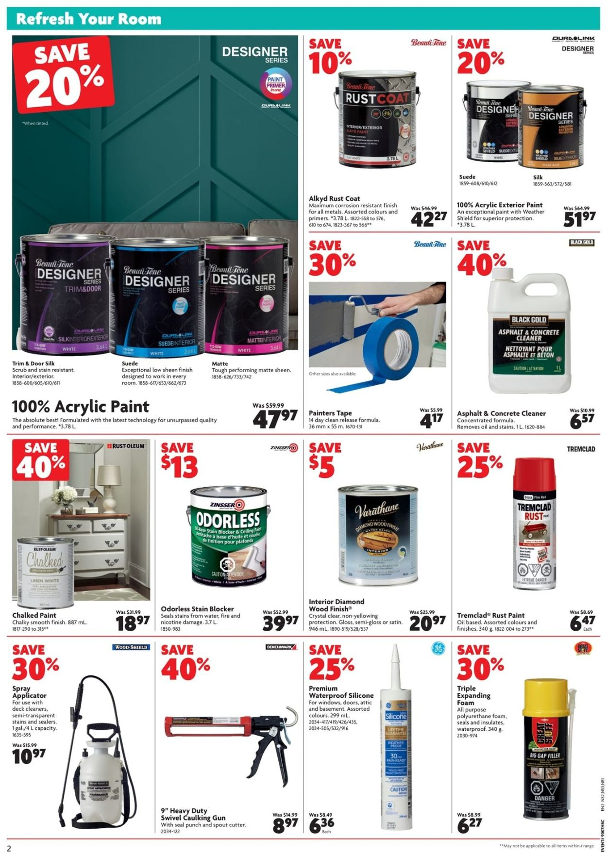 Home Hardware Flyer - 05/16-05/22/2019 (Page 2)