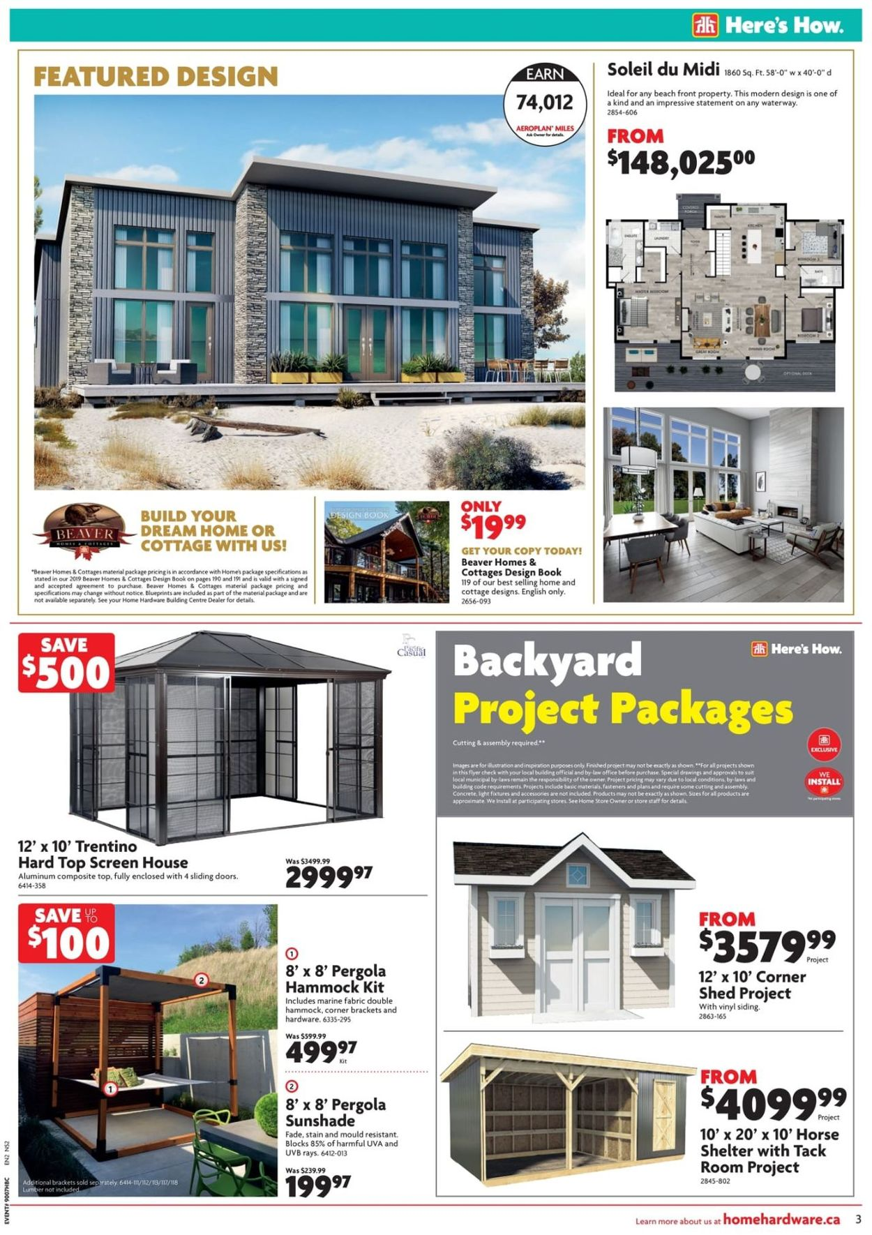Home Hardware Flyer - 05/16-05/22/2019 (Page 3)
