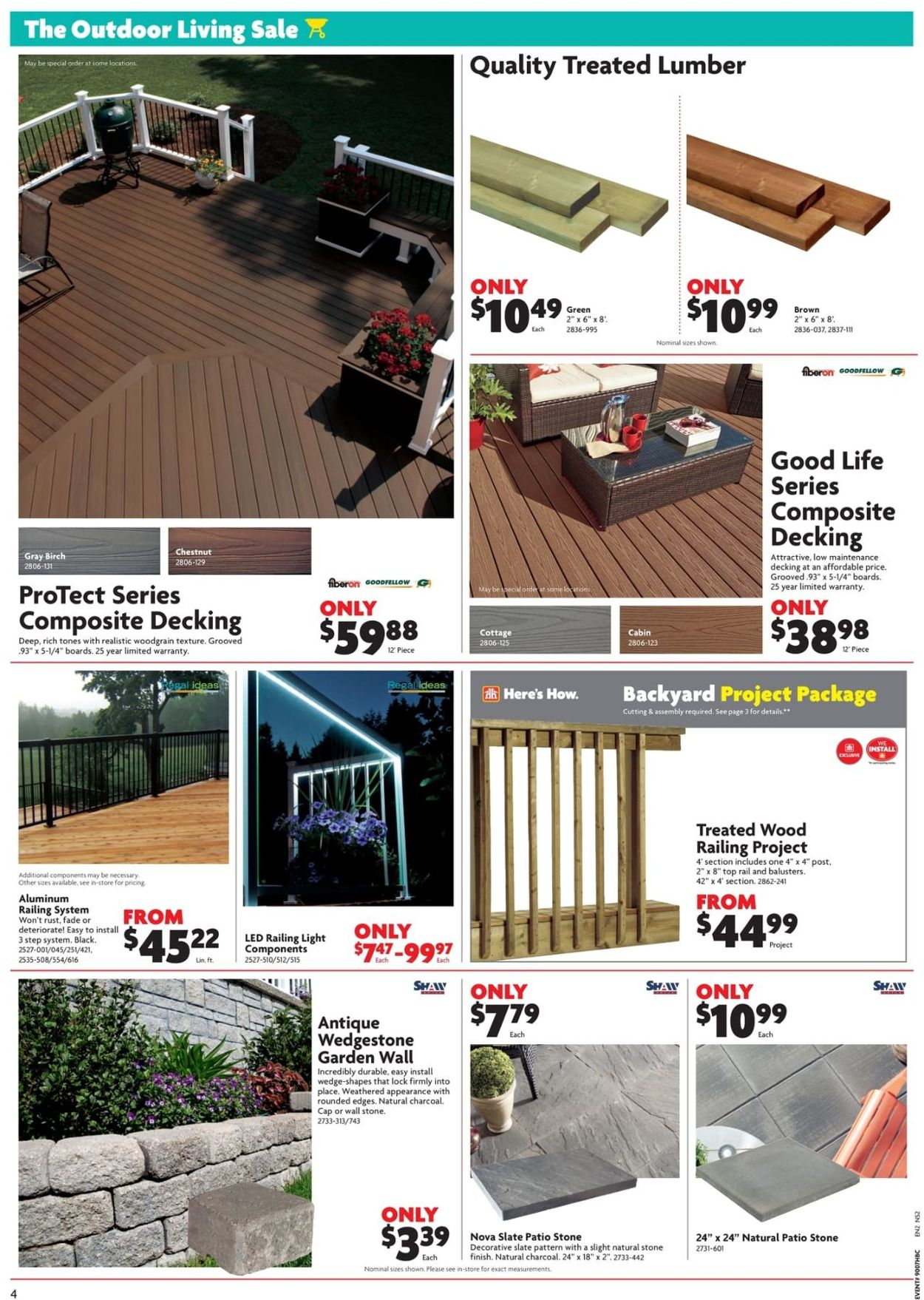 Home Hardware Flyer - 05/16-05/22/2019 (Page 4)