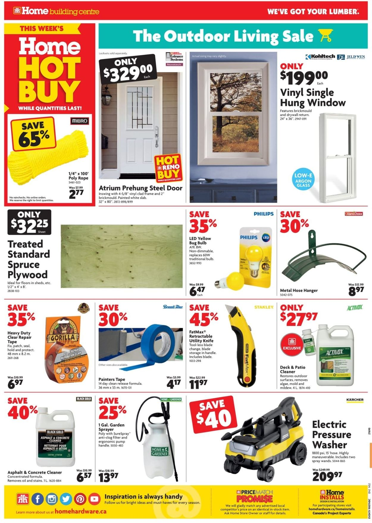 Home Hardware Flyer - 05/16-05/22/2019 (Page 8)