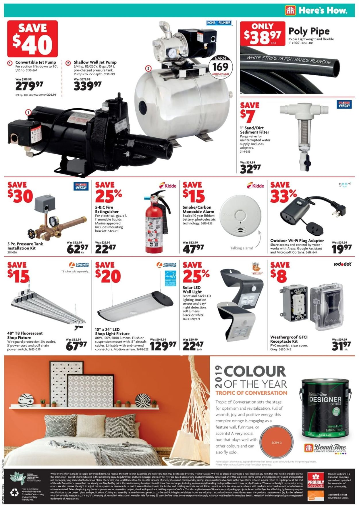Home Hardware Flyer - 05/30-06/05/2019 (Page 14)