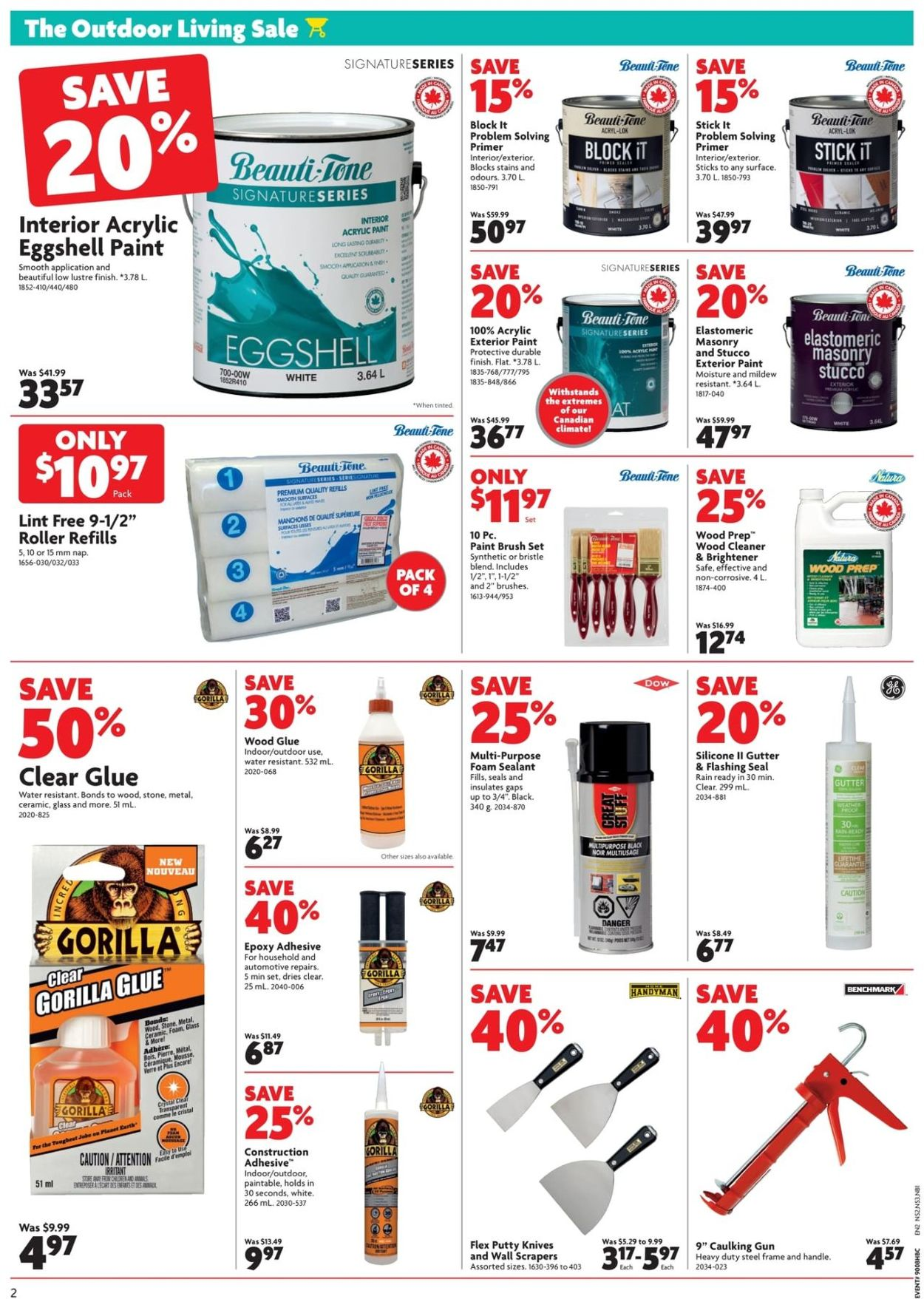 Home Hardware Flyer - 05/30-06/05/2019 (Page 2)