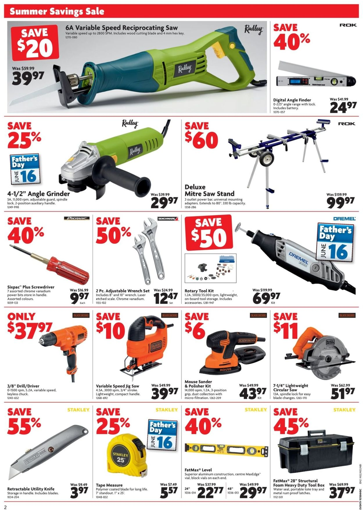 Home Hardware Flyer - 06/06-06/12/2019 (Page 3)