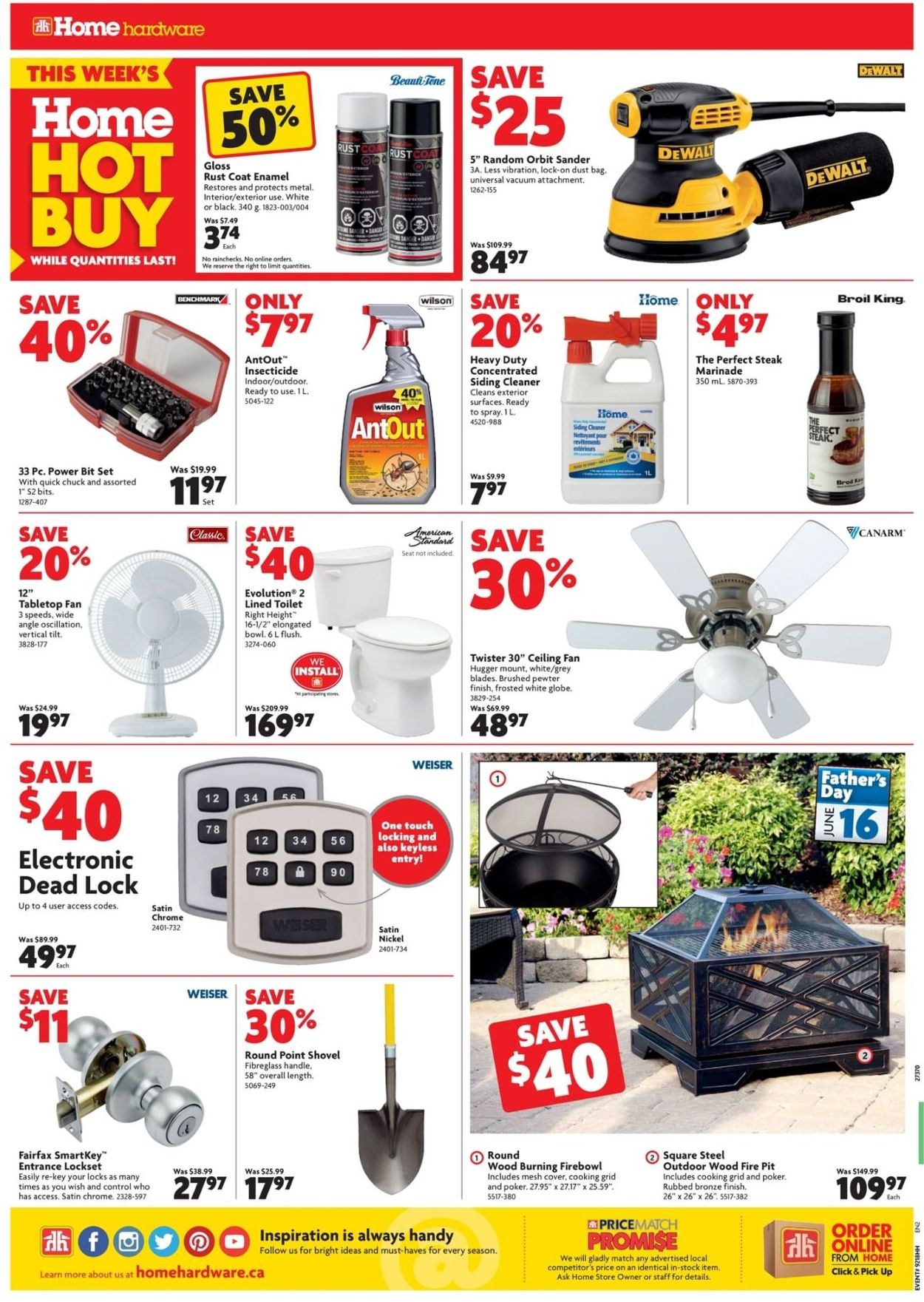 Home Hardware Flyer - 06/06-06/12/2019 (Page 2)