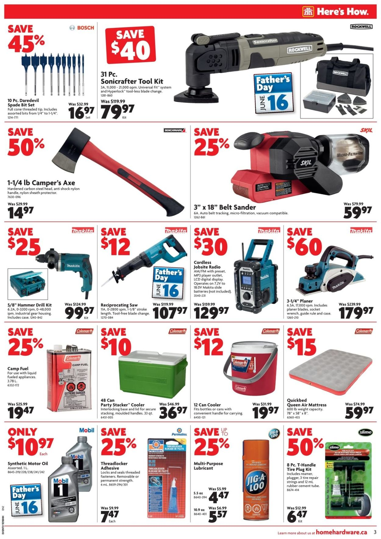 Home Hardware Flyer - 06/06-06/12/2019 (Page 4)
