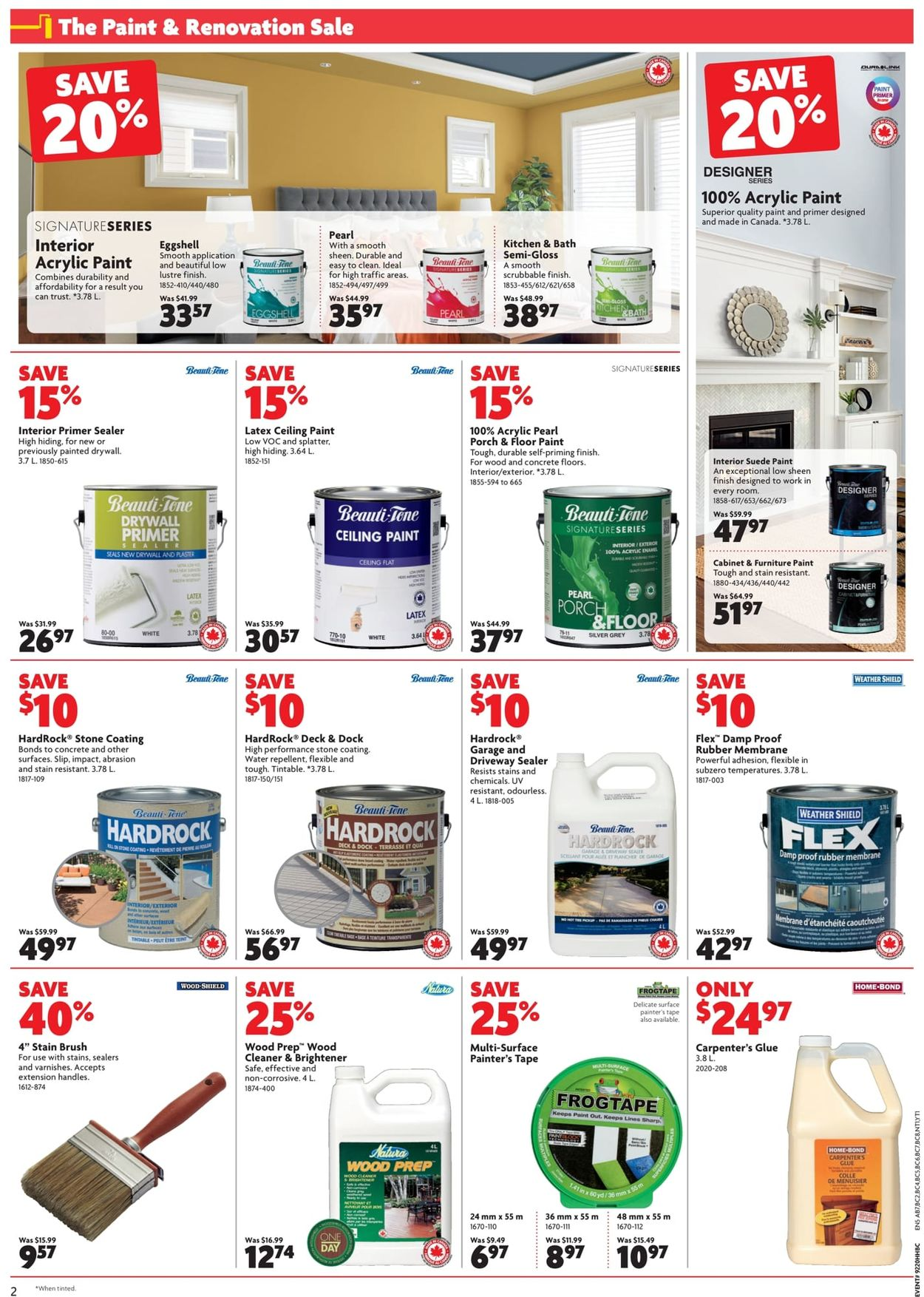 Home Hardware Flyer - 06/20-06/26/2019 (Page 6)