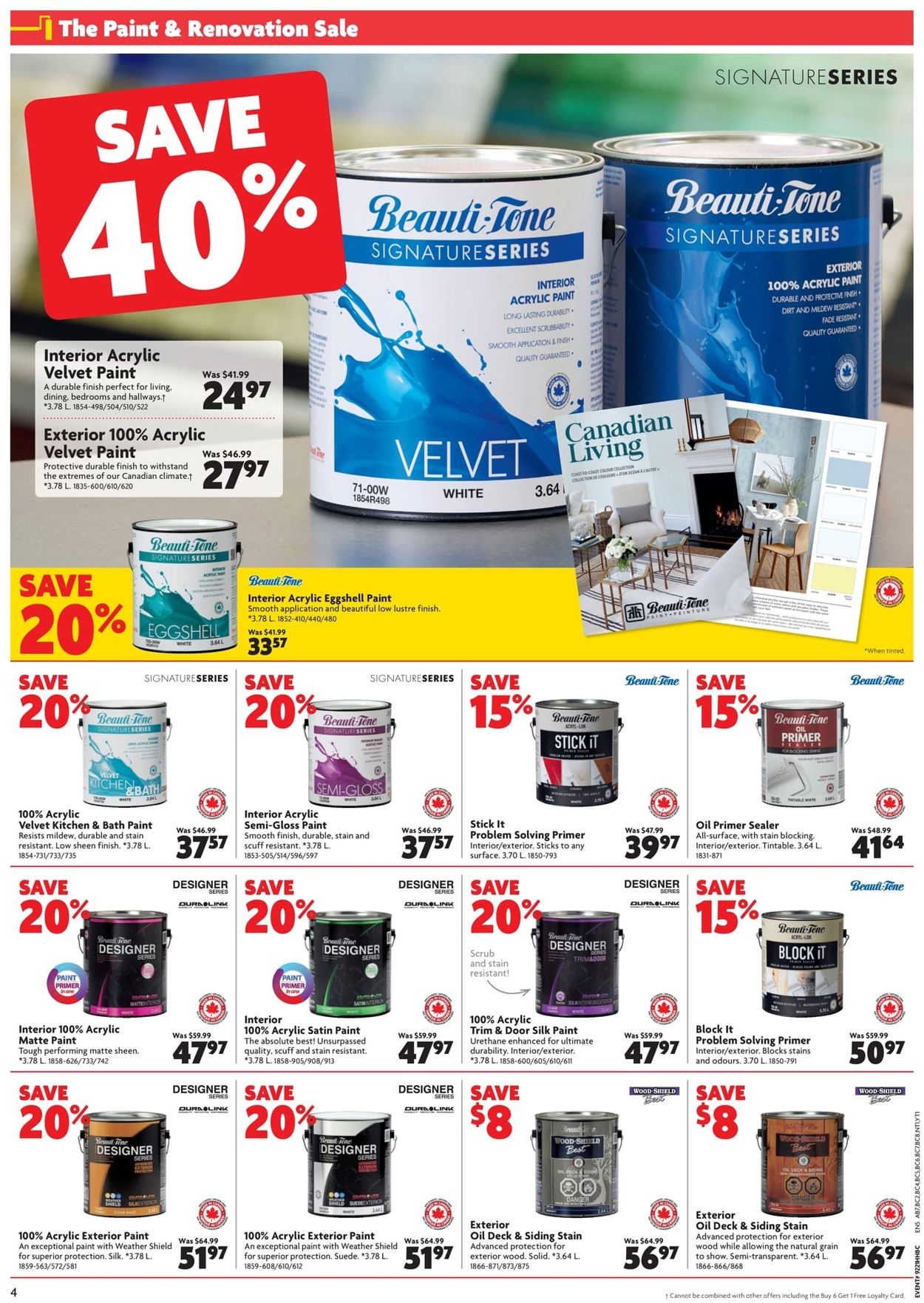 Home Hardware Flyer - 06/27-07/03/2019 (Page 9)