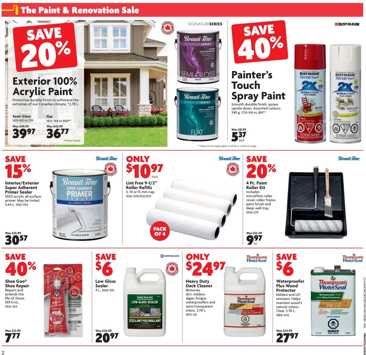 Home Hardware Flyer - 07/04-07/10/2019 (Page 7)