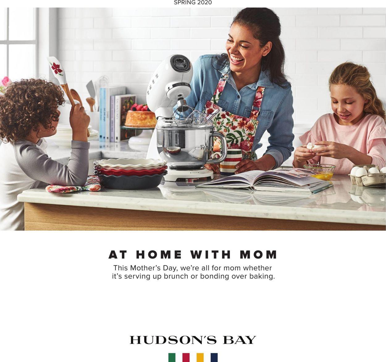 Hudson's Bay Flyer - 04/03-05/14/2020