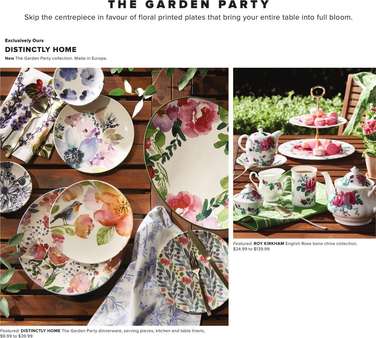 Hudson's Bay Flyer - 04/03-05/14/2020 (Page 4)