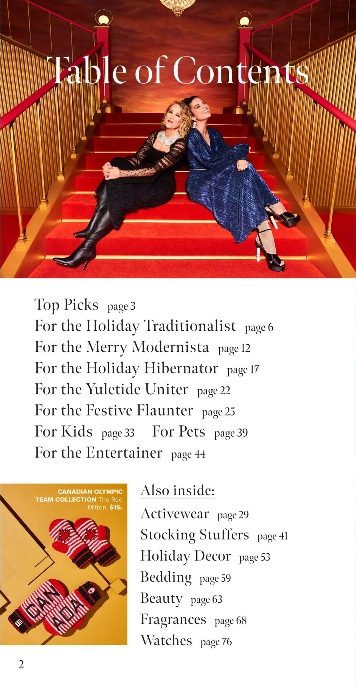 Hudson's Bay - Holiday 2020 Flyer - 11/02-12/24/2020 (Page 2)