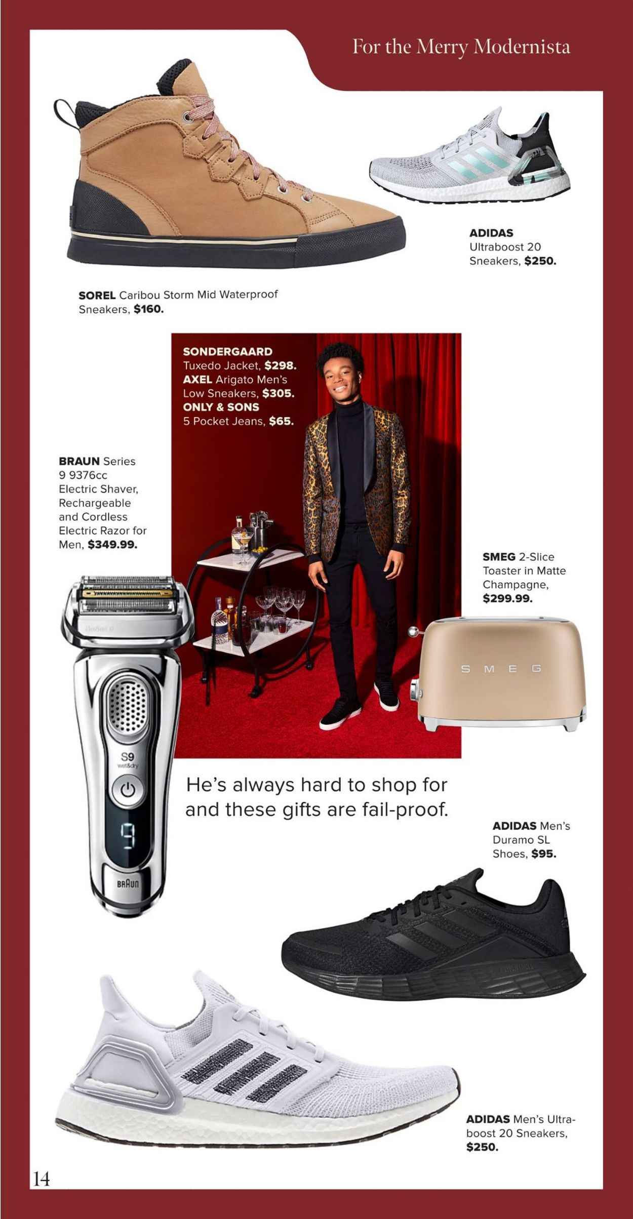 Hudson's Bay - Holiday 2020 Flyer - 11/02-12/24/2020 (Page 14)