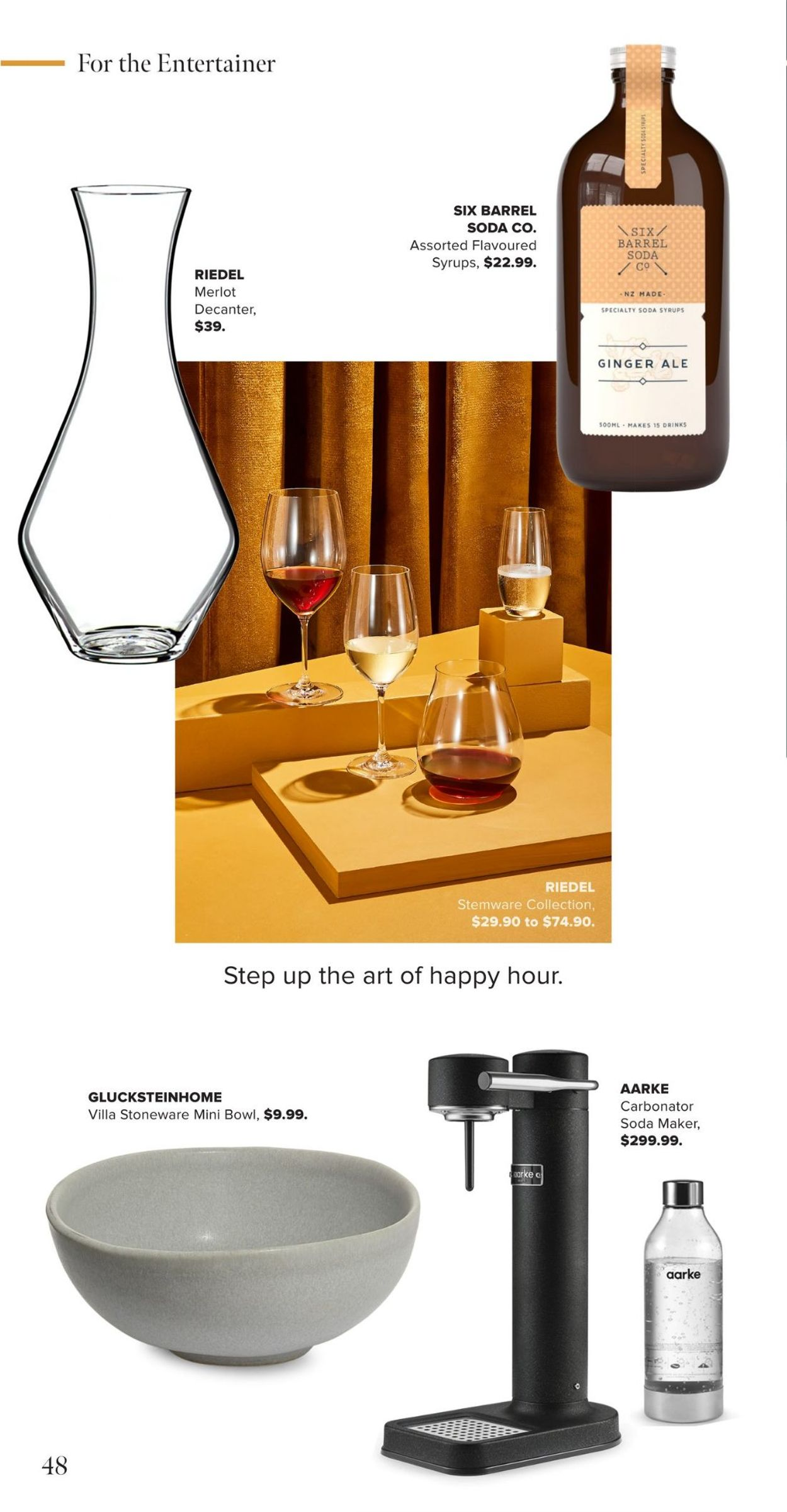 Hudson's Bay - Holiday 2020 Flyer - 11/02-12/24/2020 (Page 48)
