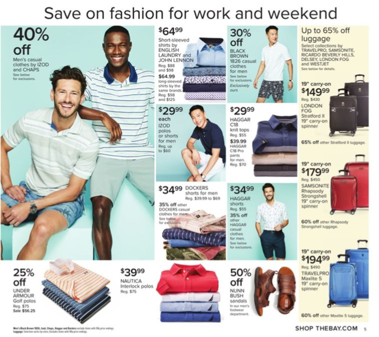 Hudson's Bay Flyer - 05/31-06/06/2019 (Page 6)