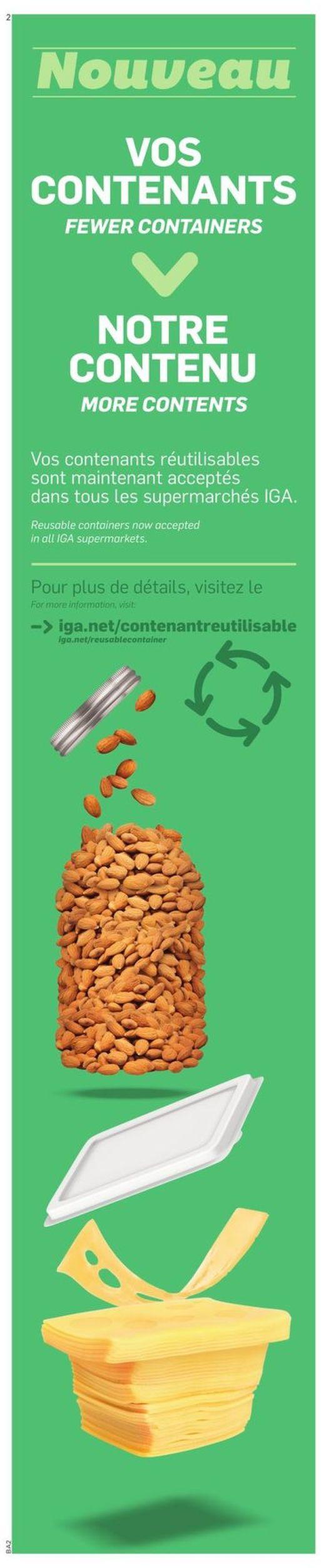 IGA Flyer - 09/19-09/25/2019
