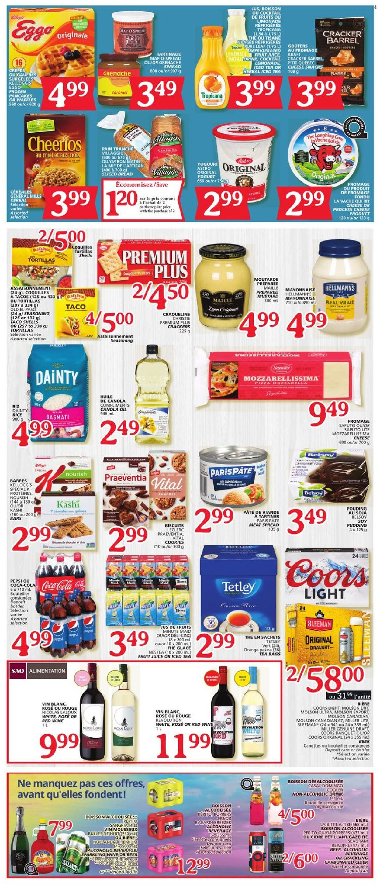 IGA Flyer - 04/16-04/22/2020 (Page 4)