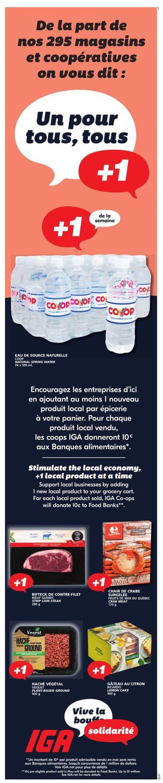 IGA Flyer - 04/30-05/06/2020
