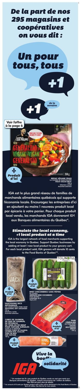 IGA Flyer - 05/07-05/13/2020