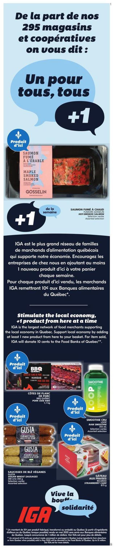 IGA Flyer - 05/14-05/20/2020