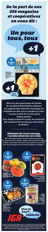 IGA Flyer - 05/21-05/27/2020