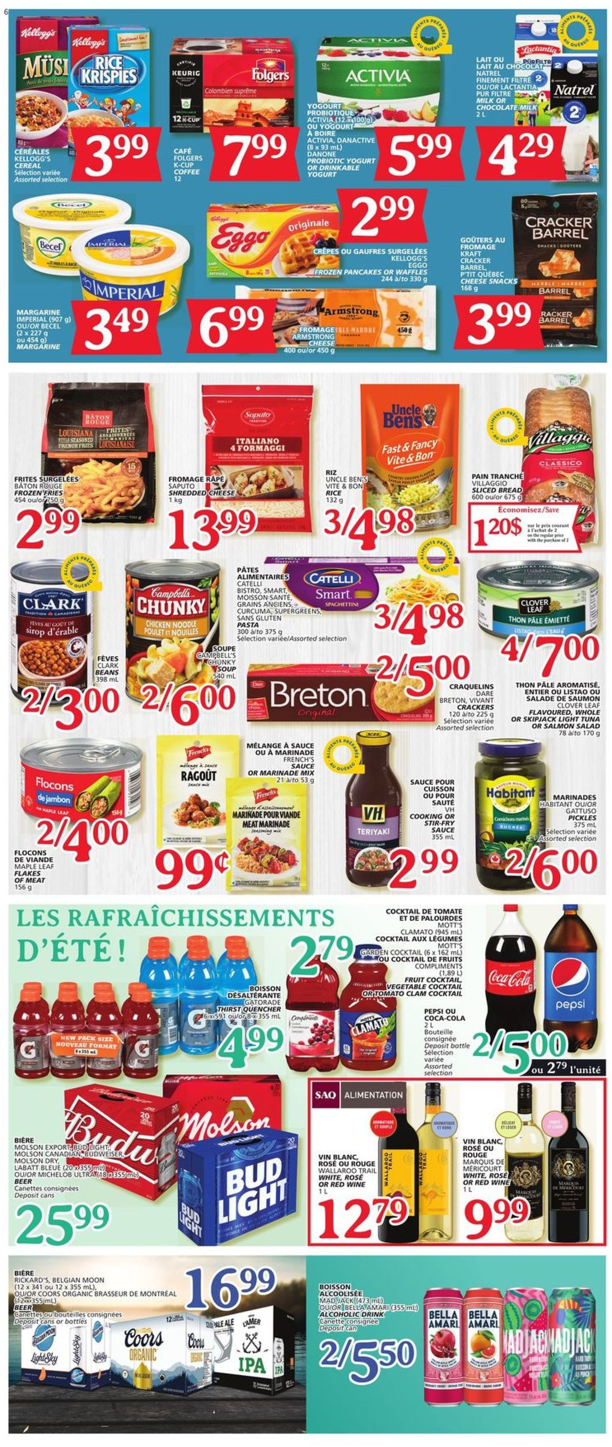 IGA Flyer - 07/16-07/22/2020 (Page 6)