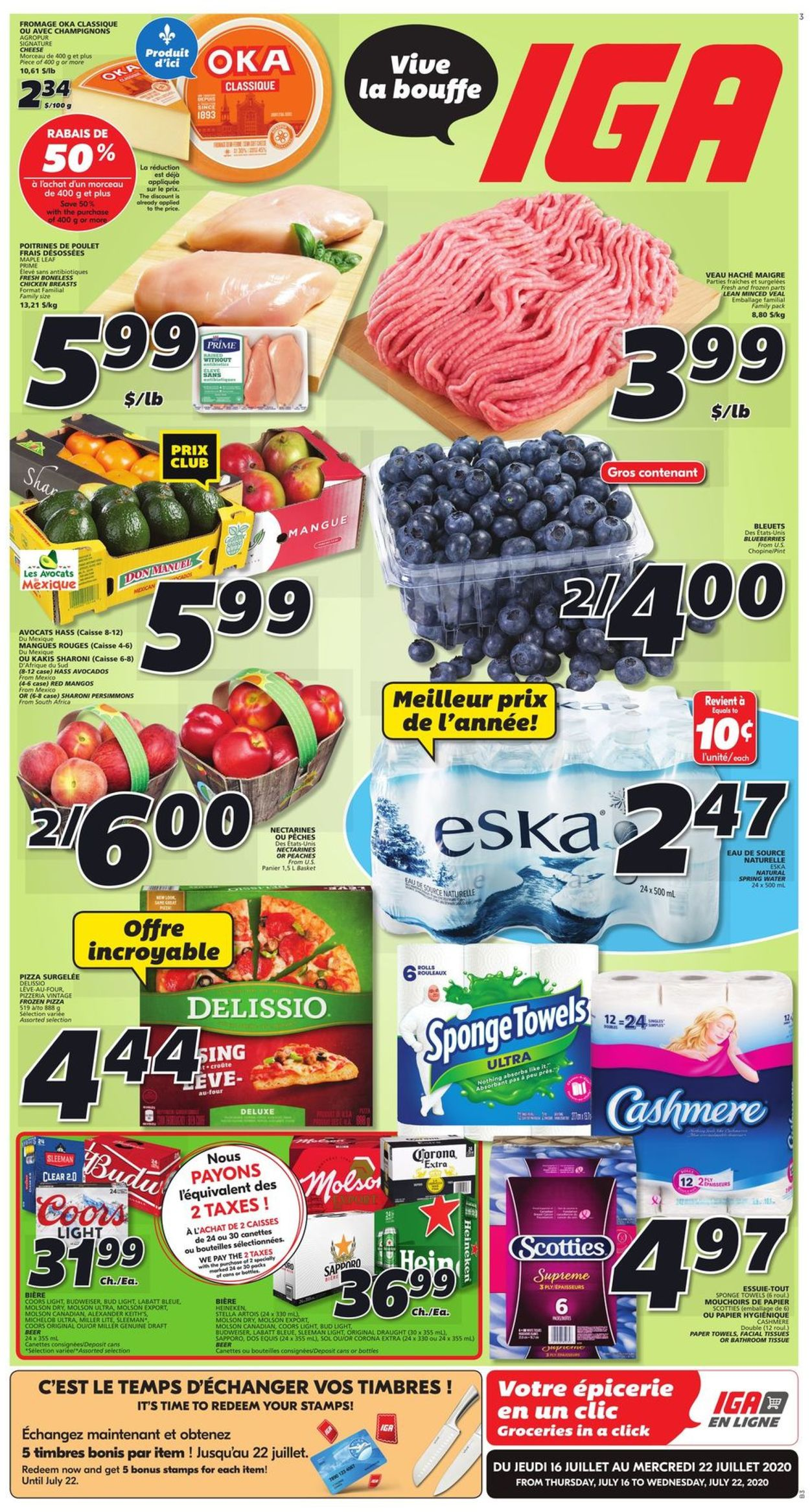 IGA Flyer - 07/16-07/22/2020 (Page 3)