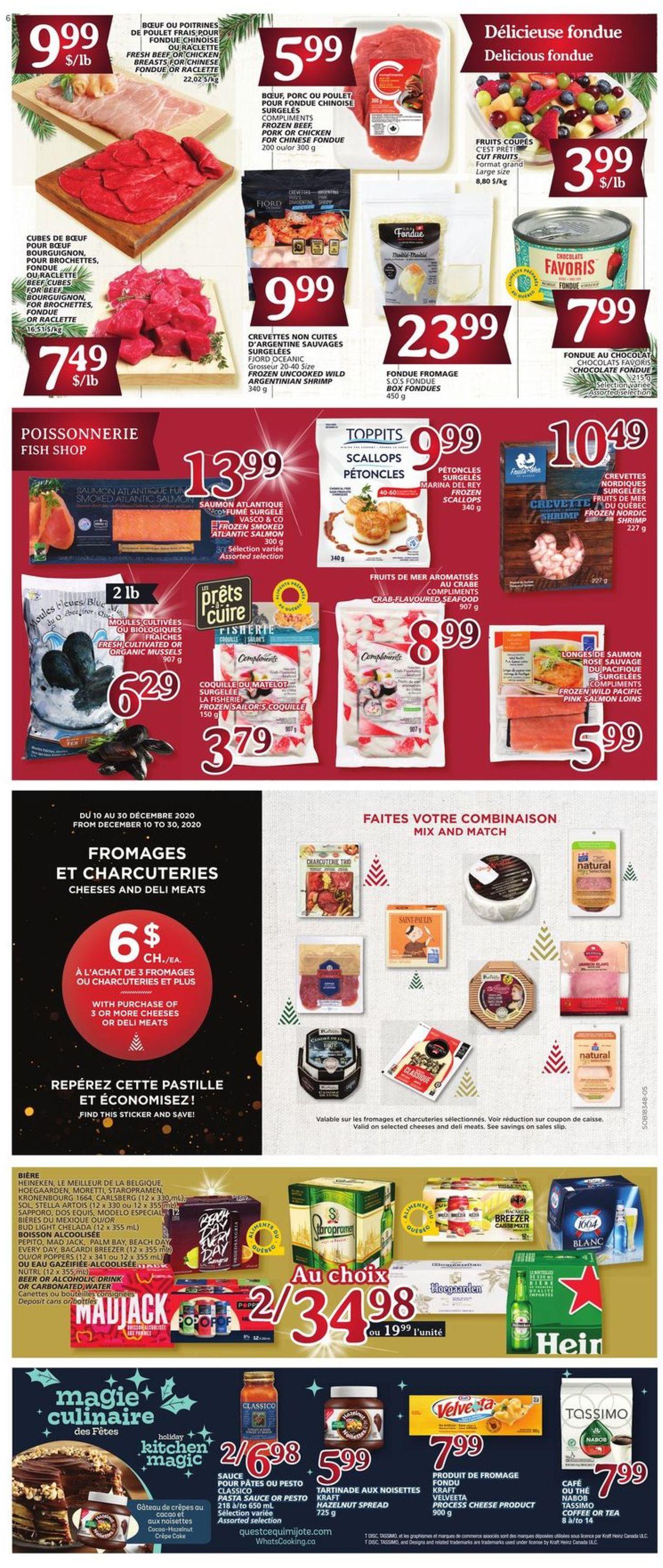 IGA - Christmas 2020 - Iles-de-la-Madeleine Flyer - 12/24-12/30/2020 (Page 6)