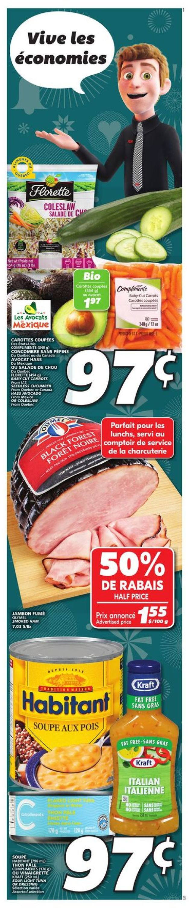 IGA - New Year 2021 - Quebec Flyer - 12/31-01/06/2021 (Page 4)