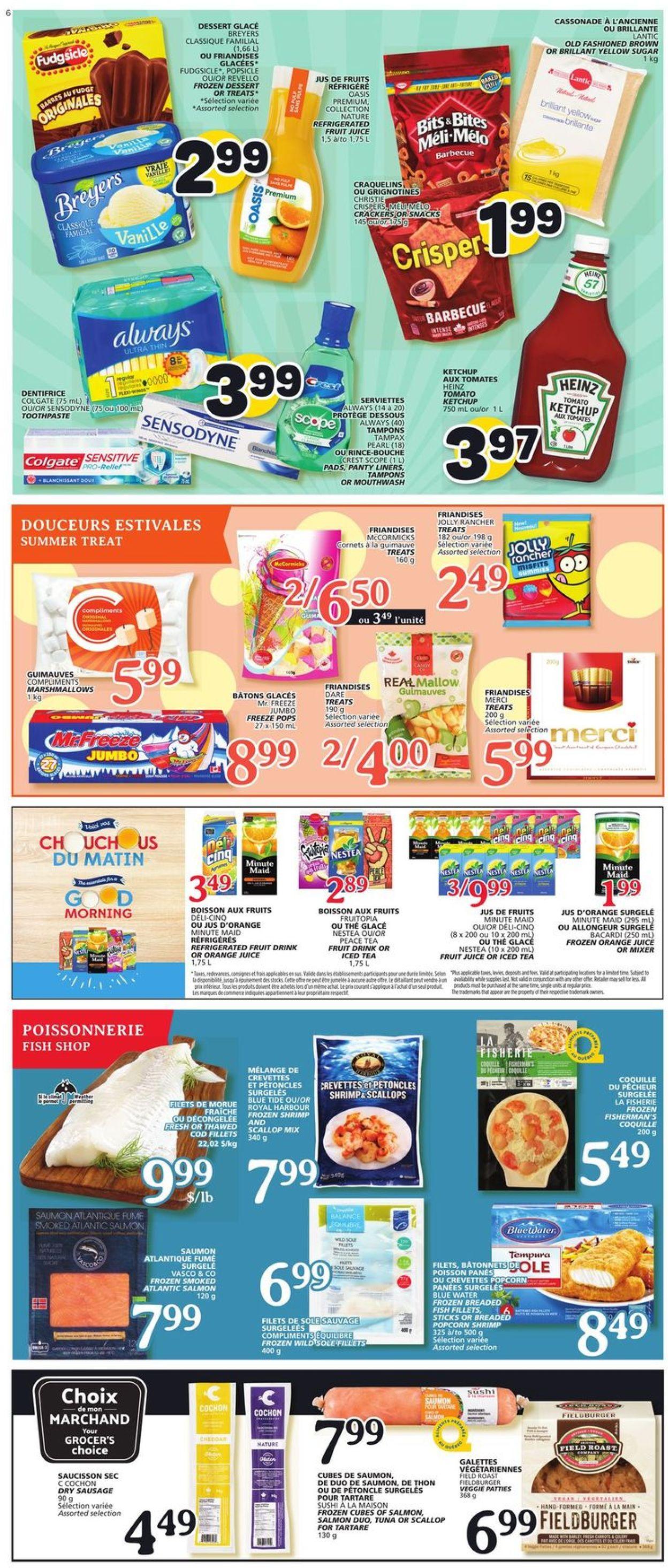 IGA Flyer - 04/29-05/05/2021 (Page 6)