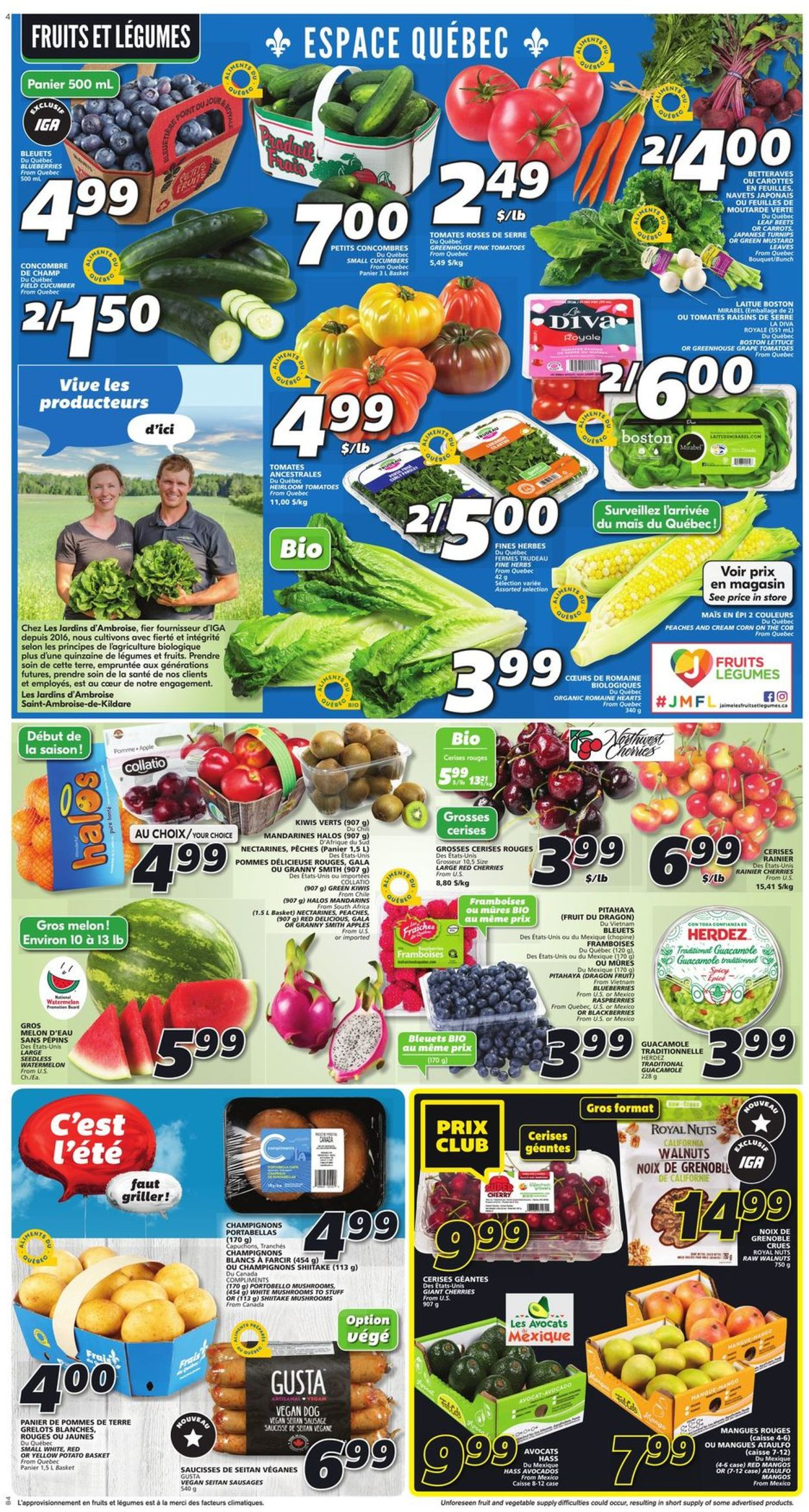IGA Flyer - 07/15-07/21/2021 (Page 8)