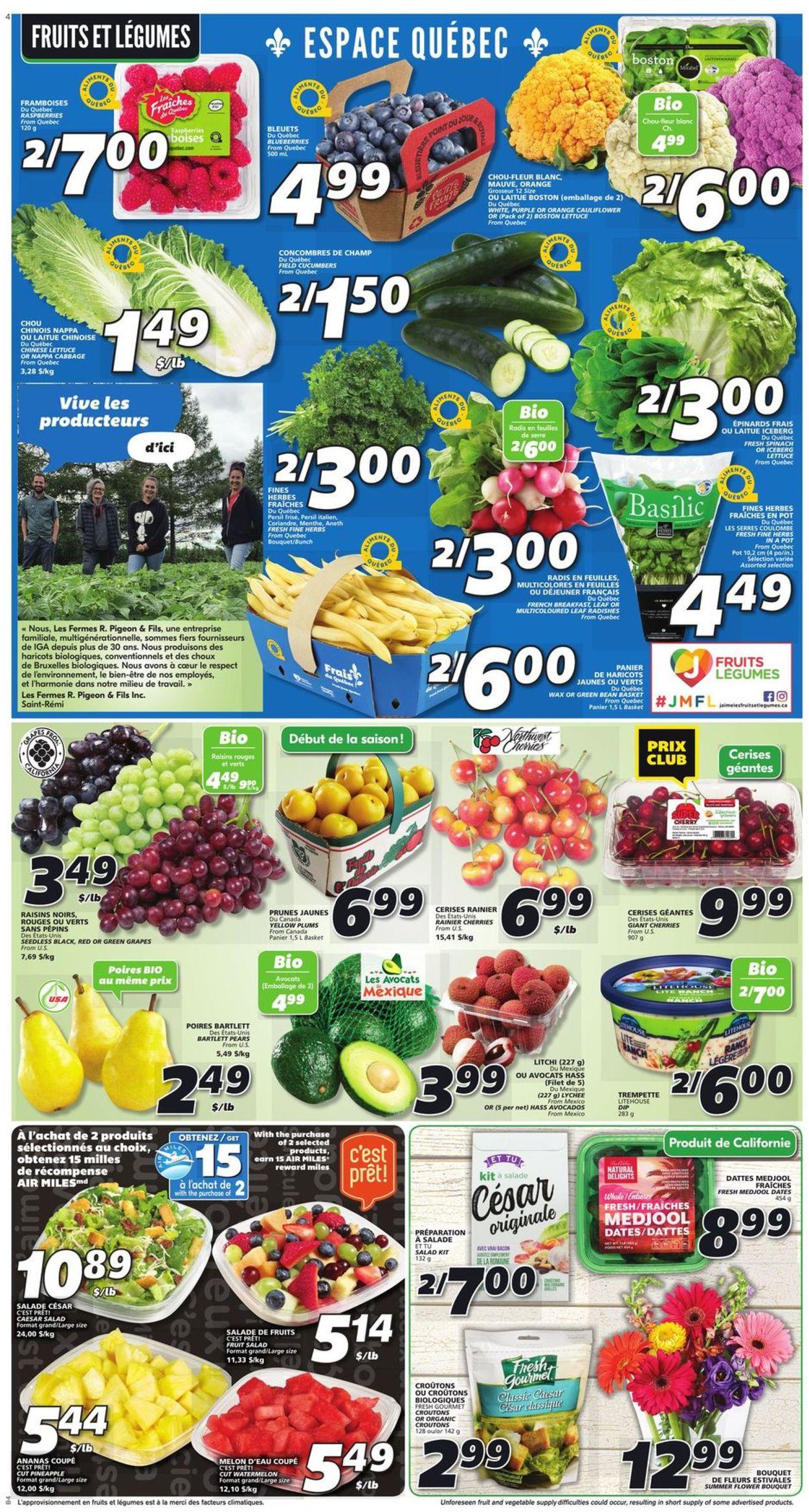 IGA Flyer - 07/22-07/28/2021 (Page 7)